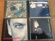 Richard Wester [4 CD Alben] Maurenbrecher LIVE + Zweite Heimat + Dedicated
