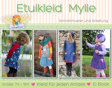 E-Book/Schnittmuster Etuikleid Mylie