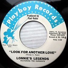 LONNIE'S LEGENDS mod beat pop 45 LOOKIN FOR ANOTHER LOVE TRYING SO HARD TO e0932