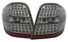 2 FEUX ARRIERE MERCEDES ML W164 ML350 ML500 ML63 AMG LED NOIR FUME CRISTAL