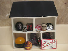 Halloween Michael Myers House Custom Shadow Box NECA Capsules Toys Figures New