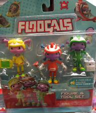 Floogals Just Play 3 Pack Figures with Accessories NEW