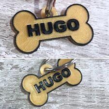 Dog Cat Pet ID Tag - Pet Collar Tag - 3D Printed - Pet Stocking Filler / Gift