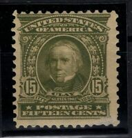 P126829/ UNITED STATES – SCOTT # 309 MINT MNH – CV 475 $