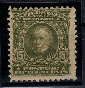 P126829/ UNITED STATES – SCOTT # 309 MINT MNH – CV 475 $