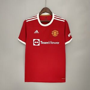 Manchester United Home Shirt 21/22