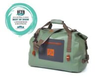 Fishpond Thunderhead Roll Top Duffel - Color Yucca - New