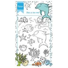 Marianne Design Clear Stamps - Hetty's Fish in the Reef HT1618