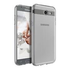For Samsung Galaxy J3 Luna Pro/ Emerge/Prime/ V 2017 Slim Clear TPU Case Cover