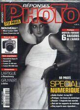 Réponses photo 136 - 60 pages Special numerique - Hasselblad Xpan II - Lartigue