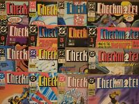 DC COMICS | CHECKMATE | 1988-91 | VARIOUS ISSUES