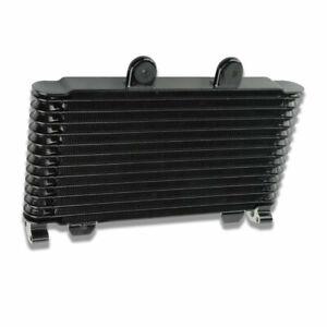 GSF1200 Bandit 1996 - 2000 Engine Oil Cooler Radiator Replacement Black