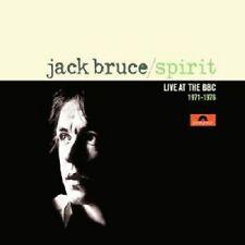 "JACK BRUCE ""SPIRIT LIVE AT THE BBC 1971-1978"" 3 CD NEU"