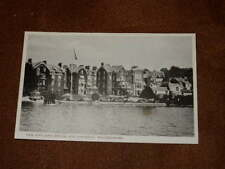 Cumbria postcard  - Old England Hotel & Annexes - Windermere Lake District