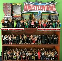WWE WRESTLING FIGURES MATTEL ELITE JAKKS CHOOSE A WRESTLER SHIPPING COMBINES #2