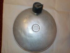 New listing metal canteen Osco made in Usa trademark round oval 7.50