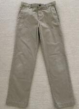 Brooks Brothers Boys Chino Pants Tan Khaki Size 14