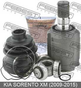 Inner Joint Left 33X33X28 For Kia Sorento Xm (2009-2015)