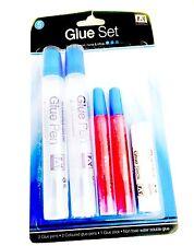 Pack Of 5 Glue Pen For Art & Paper Crafts