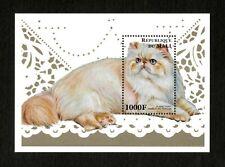 VINTAGE CLASSICS - Mali 1997 - Cats, Himalayan Persian - Souvenir Sheet - MNH