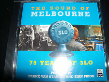 The Sound Of Melbourne 3LO 75 Years Rare CD Frank Van Straten & Sian Prior