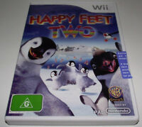 Happy Feet Two 2 Nintendo Wii PAL *Complete* Wii U Compatible