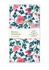 Slimline Notebook Design Early Spring Flowers Museums and Galleries Collection