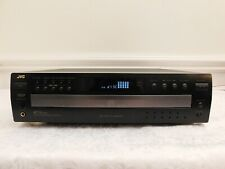 New listing Jvc Xl-Fz 258 Cd Player Compact 5 Disc Automatic Changer - Vintage - Works Great