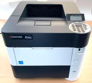 Kyocera ECOSYS FS-4200DN S/W Laserdrucker Nur 130074 Seiten.