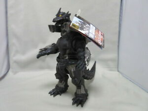 BANDAI MechaGodzilla Movie Monster theater limited 2003/Figure/black/Japan/USED
