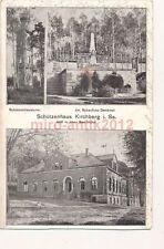 Ak, Schützenhaus Kirchberg (G)1703