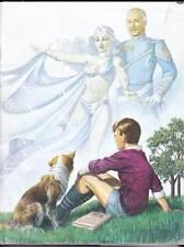 1976 MIDAMERICON PROGRAM BOOK - Robert Heinlein, George Barr - World Sci-Fi con
