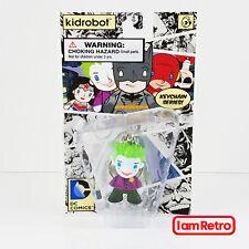 """The Joker - DC Universe Keychain - Kidrobot - 1.5"""" Figure Brand New Blister Pack"""