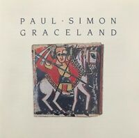 PAUL SIMON GRACELAND CD WARNER BROS 1996 ENHANCED DISC USA PRESSING
