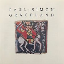 PAUL SIMON GRACELAND CD WARNER BROS 1996 ENHANCED DISC USA PRESSING