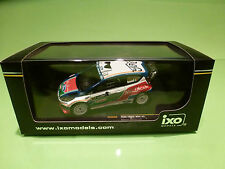 IXO 1:43 - FORD FIESTA  WRC - KIRKBRIDE AIRFIELD 2011 RAM463 - IN  ORIGINAL  BOX