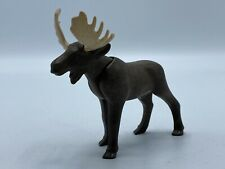 "Playmobil 4"" Moose With Antlers"