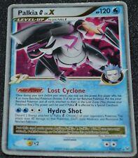 Holo Foil Palkia G LV. X # 125/127 Platinum Set Pokemon Trading Cards Rares HP