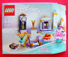 LEGO # 40307 DISNEY PRINCESS CASTLE INTERIOR KIT ACCESSORY PACK SET 115pcs. NEW