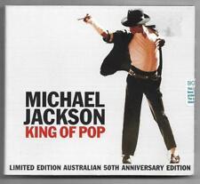 Michael Jackson - King Of Pop **2008 Australian Double CD Album**VGC