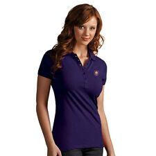 "NWT Womens Orlando City SC ""Spark"" 100% Cotton Washed Jersey 6-Button Polo XL"
