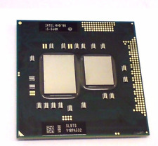 CPU PROCESSORE INTEL CORE i5-560M 3M Cache 2.66GHz up 3.20 GHz SLBTS PORTATILE