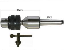 22619 GG-Tools MITLAUFENDES BOHRFUTTER MK2 Drehmaschine