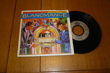 "BLANCMANGE - Living On The Ceiling - 1982 UK 7"" single (Juke Box)"