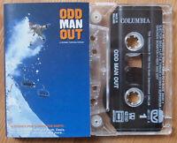 VARIOUS - ODD MAN OUT (SONY TV5MC) 1995 COMPILATION CASSETTE SNOWBOARD BRITPOP
