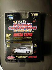 1970 Dodge Super Bee Racing Champions Motor Trend Mint White