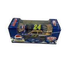 Jeff Gordon No. 24 DuPont/Pepsi Billion 2003 Monte Carlo Club 1:64 Die Cast Car
