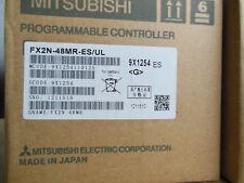 Mitsubishi PLC FX2N-48MR-ES/UL NEW FREE EXPEDITED SHIPPING FX2N48MRESUL