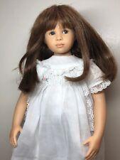 "12"" Heidi Plusczok Limited Vinyl Artist Doll Beautiful Brunette Original W/ Box"