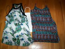 Lot of 2 Forever 21 Long Dresses, M
